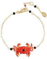 Les Nereides - Exoplanet Little Crab Bracelet - Lyst