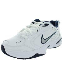 ... nike air monarch iv training shoes lyst e301aab3a