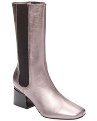 Sigerson Morrison - Eartha Leather Boot - Lyst