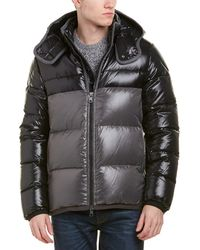 4f6da628890d2 Lyst - Moncler Camurac Quilted Down Jacket in Blue for Men