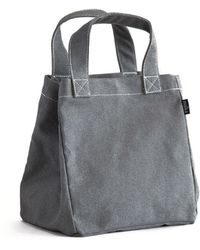 Maika - Waxed Ash Lunch Tote - Lyst