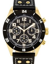 Argenti | Damar Men's Master Calendar Multi-function Watch | Lyst