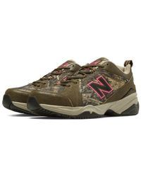 a167f5b56f4 Lyst - New Balance Womens Ww877sb Low Top Lace Up Running Sneaker in ...