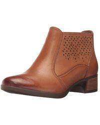 Dansko - Women's Liberty Ankle Bootie - Lyst