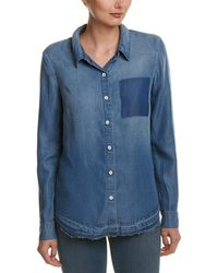 Splendid - Chambray Shirting - Lyst