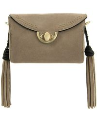 Nanette Lepore | Collete Suede Crossbody | Lyst