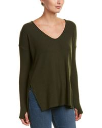 Michael Stars - Soft Rib-knit Top - Lyst