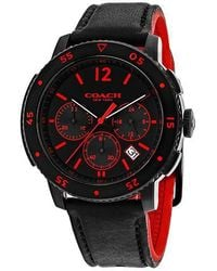 COACH - Men's Watch - Lyst