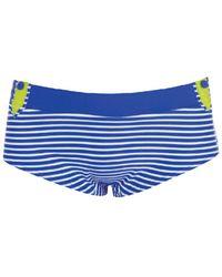 Freya - Blue Shorty Swimsuit Bottom Tootsie - Lyst