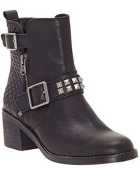 Lucky Brand - Cantini Moto Bootie - Lyst