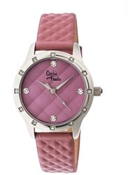 Sophie & Freda - Lancaster Leather-strap Watch - Lyst
