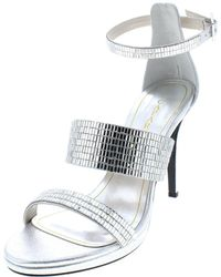 Caparros - Womens Star Metallic Party Dress Sandals - Lyst