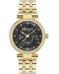 Kenneth Cole - Kenneth Cole Automatic Women's Watch - Lyst