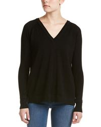 French Connection - Lace-back Jumper - Lyst