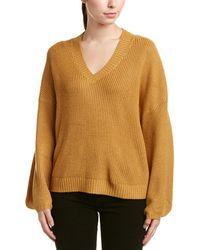 Somedays Lovin - ' Classic Wool-blend Sweater - Lyst