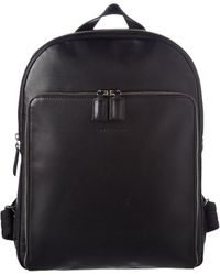 Longchamp - Baxi Leather Backpack - Lyst