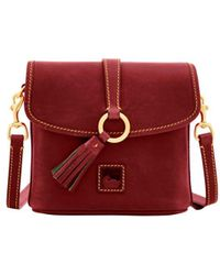 Dooney & Bourke - Florentine Dottie Crossbody - Lyst