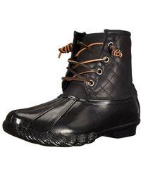 Steve Madden - Womens Tillis Closed Toe Ankle Rainboots - Lyst