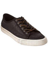Frye - Miller Low Top Leather Sneaker - Lyst