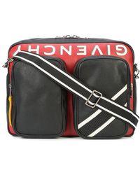 Givenchy - Men's Bk502tk08x973 Black Leather Briefcase - Lyst