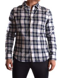 Dekker - Men's Multicolor Cotton Shirt - Lyst