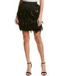 Gracia - Mini Skirt - Lyst