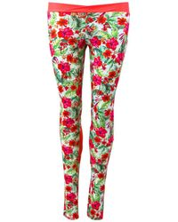 Banana Moon - Multicolor Flame Sports Leggings Step Sunrun - Lyst