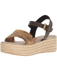 Chinese Laundry - Womens Ziba Open Toe Casual Espadrille Sandals - Lyst
