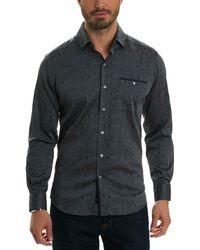 Robert Graham - Christopher Tailored Fit Woven Shirt - Lyst