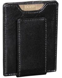 Dopp - Men's Regiment Front Pocket Magnetic Money Clip - Lyst