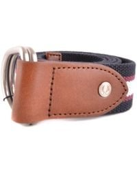 Fred Perry - Men's Multicolor Polyester Belt - Lyst