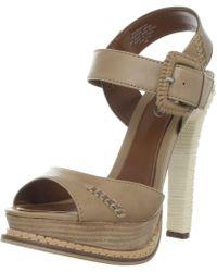 8ab877a4ca766 Boutique 9 - Women s Geniffer Platform Sandal - Lyst