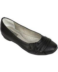 White Mountain Footwear - Women's Halfrida Ballet Flat - Lyst