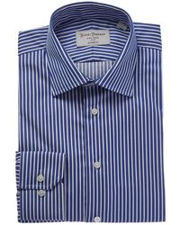 Hickey Freeman - Classic Fit Dress Shirt - Lyst