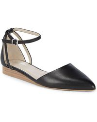 Seychelles - Match Up Ankle-strap Flat - Lyst