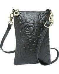 Tiffany & Fred - Phone Bag - Lyst
