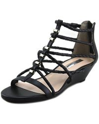 5f5a41e0080a9b INC International Concepts - Womens Makera Open Toe Casual Strappy Sandals  - Lyst