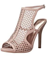 a4f32a46dfa Lyst - Madden Girl Womens Eastt Open Toe Casual Platform Sandals in ...