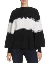 French Connection - Sophia Knit Sweater - Lyst