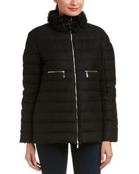 Moncler - Arnica Quilted Down Coat - Lyst