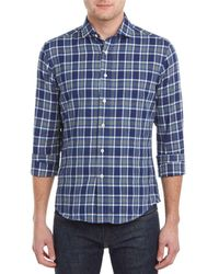 Slate & Stone - Charles Woven Shirt - Lyst