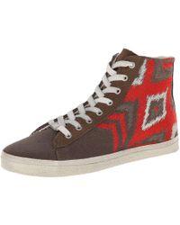 Kim & Zozi - Women's Ikat Fashion Sneaker - Lyst