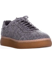 Alexander Wang - E Eden Platform Sneakers , Heather Gray - Lyst