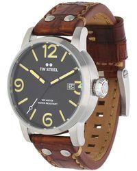 TW Steel - Watch Maverick Brown Ms1 - Lyst