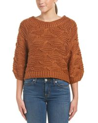 Somedays Lovin - Cropped Sweater - Lyst