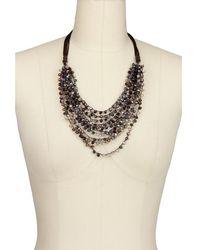 Saachi - Mardi Beaded Necklace - Lyst