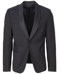 Antony Morato - Men's Black Polyester Blazer - Lyst
