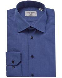 Hickey Freeman - Classic Fit Dress Shirt - Lyst