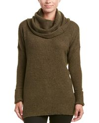 French Connection - Weekend Flossy Cowl Jumper - Lyst