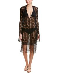 Nicole Miller - Artelier Patacho Cover-up - Lyst